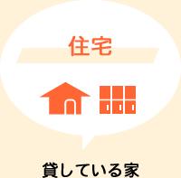山形県民共済|新型火災共済|貸している家